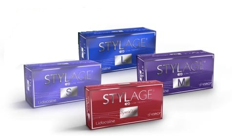 Stylage (kwas hialuronowy + antyoksydant)