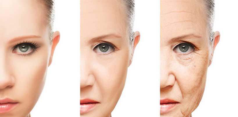 Wpływ wolnych rodników na starzenie się skóry
