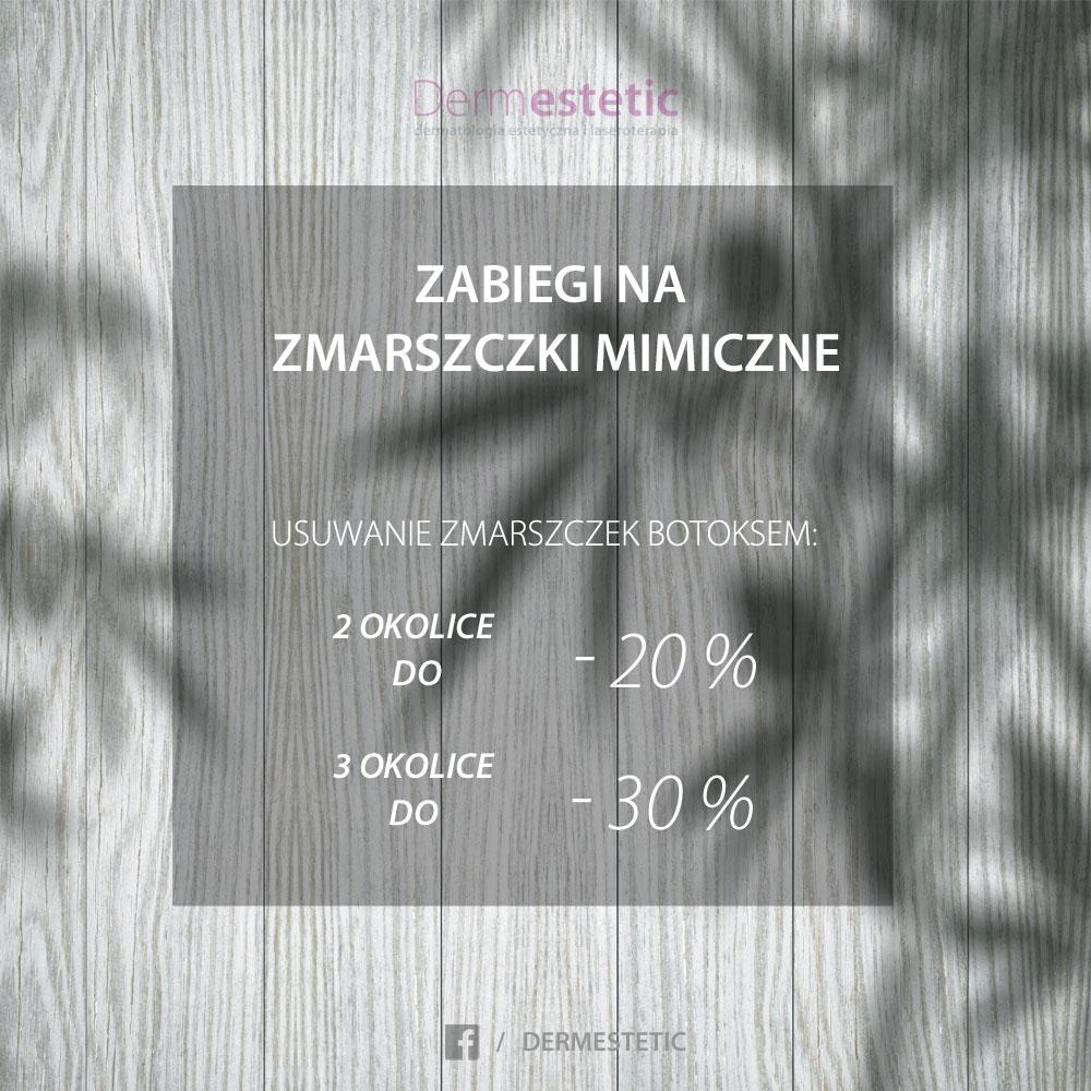 promocja botoks Szczecin