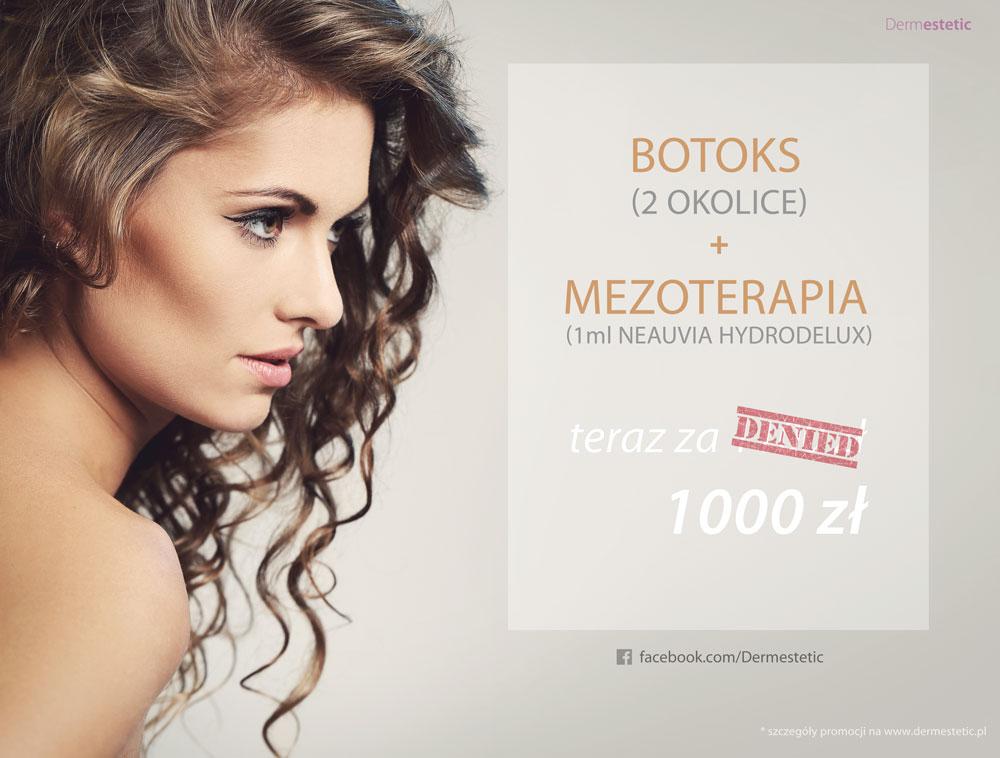 promocja kotoks mezoterapia Szczecin